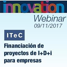 Financiación de proyectos de I+D+i para empresas