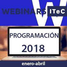 Webinars ITeC 2018