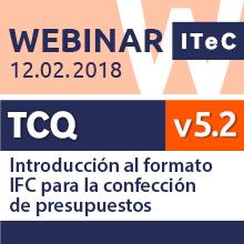 Webinar: Introducción al formato IFC para la confección de