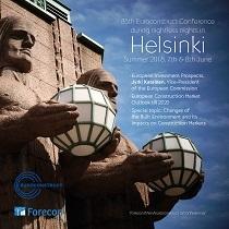 La Conferencia Euroconstruct de Helsinki hará énfasis en la rehabilitación