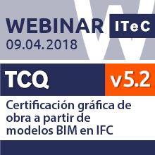 Webinar: Certificación gráfica de obra a partir de modelos BIM en IFC