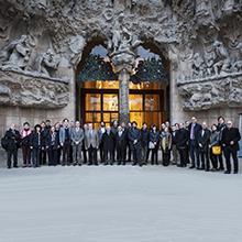 El ITeC visita la Sagrada Familia