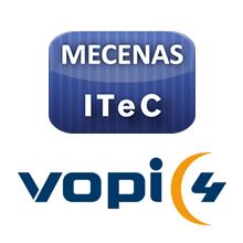 Vopi-4 se incorpora como mecenas al ITeC