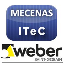 Saint-Gobain Weber se incorpora como mecenas Premium