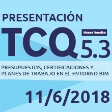 Jornada Presentación TCQ 5.3 [AFORO COMPLETO]