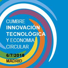 Cumbre innovación tecnológica y economia circular