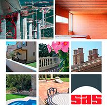 Lafarge, Ceràmica Fusté i SAS Prefabricados de Hormigón actualitzen els seus productes al BEDEC