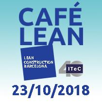 Café Lean. Edificio Zero de Kömmerling