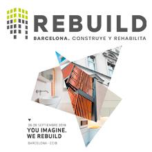 REBUILD 2018 – Congreso Nacional de Arquitectura Avanzada y Construcción 4.0