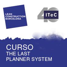 Nuevo curso de planificación colaborativa - Last Planner System