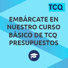 Curso básico TCQ Presupuestos