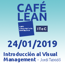 24 de enero – Café Lean: Introducción al Visual Management