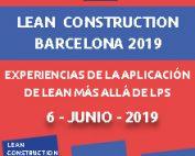Jornada Lean Construction 2019: Abierto el plazo para presentar propuestas