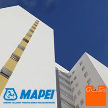 Mapei col·labora en la presentació d'un projecte del programa europeu CITyFIED