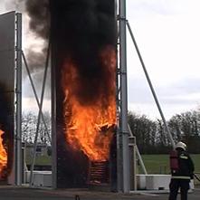L'ITeC a la jornada tècnica sobre propagació del foc per les façanes