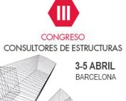 El ITeC participa en el III Congreso de Consultores de Estructuras con una comunicación oral