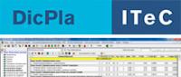 Programa software mantenimiento construcción DicPla