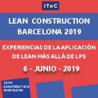 Publicado el programa de la Jornada Lean Construction 2019