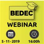 L'ITeC inicia el mes d'octubre amb un webinar sobre el BEDEC