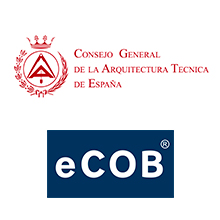 El Consejo General de la Arquitectura Técnica de España s'incorpora al desenvolupament de l'eCOB®