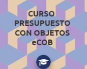 Primer curso de presupuestos con objetos eCOB®