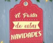 En Navidad, cambiamos para ti