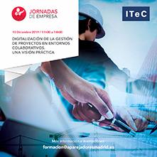 La digitalización de proyectos en entornos colaborativos en el COAAT de Madrid