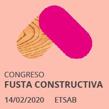 Las ventajas de construir con madera en el III Congreso Fusta Constructiva