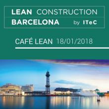 Café Lean: 18 de enero, la experiencia de la actuación real