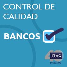 El Banco de criterios de control de calidad se actualiza