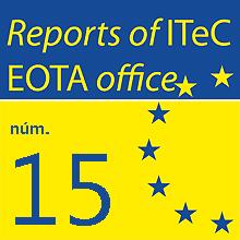 Se inicia la conversión del tercer paquete de Guías DITE en Documentos de Evaluación Europeos