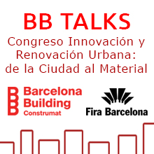 Barcelona Building Construmat organiza un congreso sobre renovación urbana
