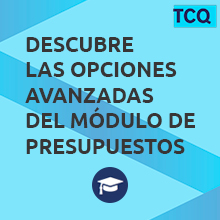 Descubre las opciones avanzadas del módulo de Presupuestos de TCQ