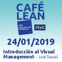 24 de enero – Café Lean: Introducción al Visual Management