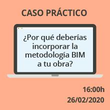 Es momento de incorporar la metodología BIM a tu obra