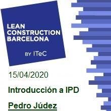 Introducción a IPD. Pedro Júdez