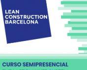 Nuevo curso Lean semipresencial de planificación colaborativa