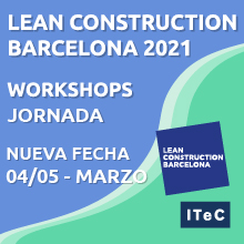 Lean Construction Barcelona 2021